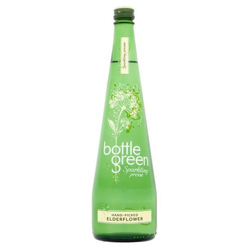 Bottle Green Sparkling Elderflower Presse 750ml