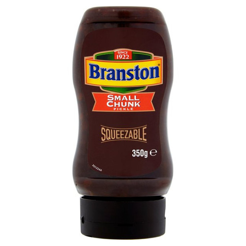Branston Squeezy Small Chunk Pickle 350g