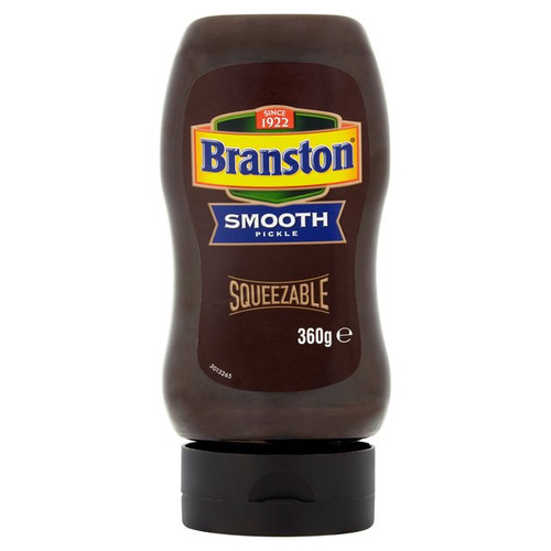 Branston Squeezy Smooth Pickle 360g