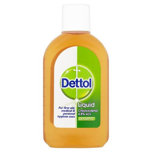 Dettol Anti-Septic Liquid 250ml