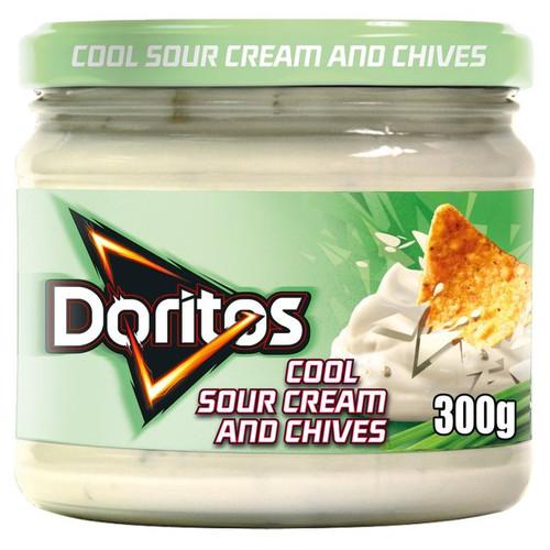Doritos Cool Sour Cream & Chive Dip 300g