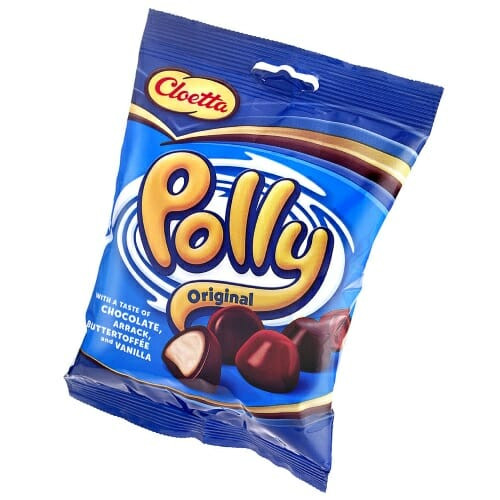 Cloetta Polly – Toffee Chocolate 200g