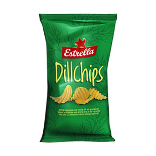Estrella Dillchips – Dill Crisps 175g