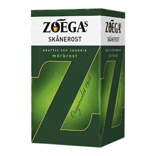 Zoegas Skånerost – Dark Ground Filter Coffee 450g