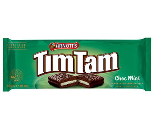Arnotts Tim Tam Chocolate Mint 160g