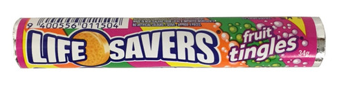 Lifesavers - Fruit Tingles 34g