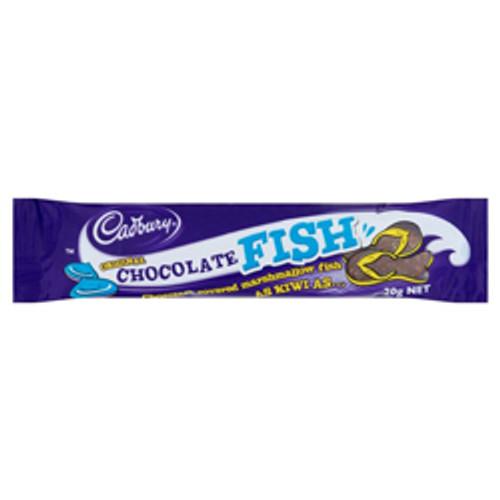 Cadbury Chocolate Fish 20g