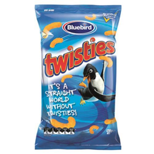 Bluebird Twisties 120g