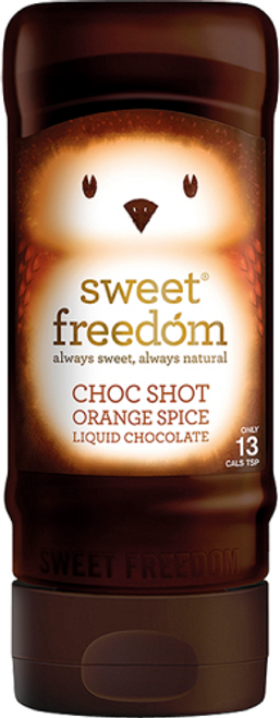 Sweet Freedom Choc Shot - Orange Spice 320g