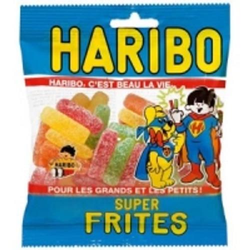 Haribo Super Frites 120g