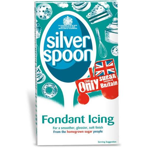 Silver Spoon Fondant Icing 500g