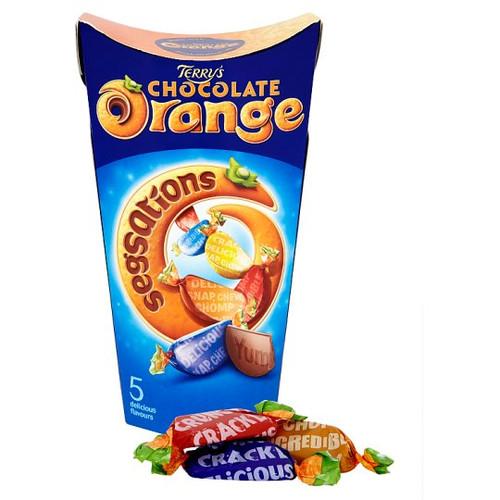 Terry's Chocolate Orange Segsations 330G