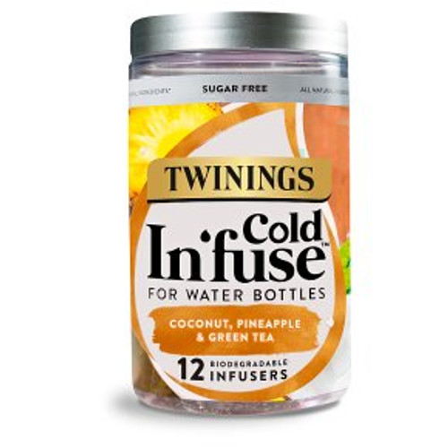 Twinings Cold Infuse Coconut & Pineapple 12s