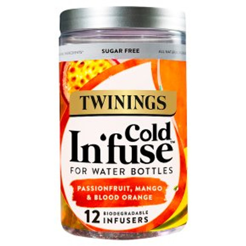 Twinings Cold Infuse Passionfruit & Mango 12's