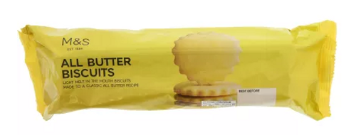 Marks and Spencer All Butter Biscuits 200g