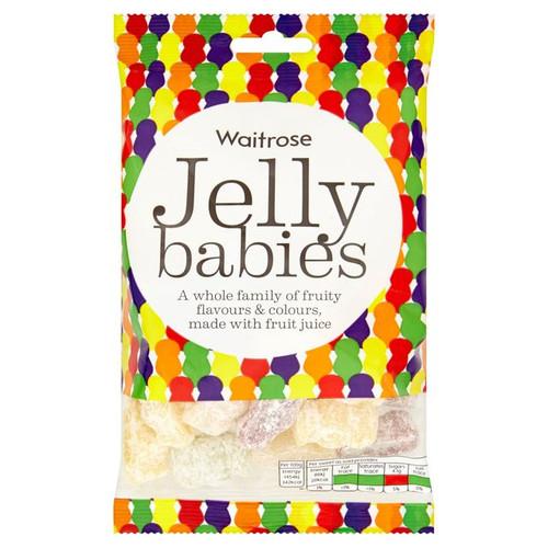 Waitrose Jelly Babies  225g