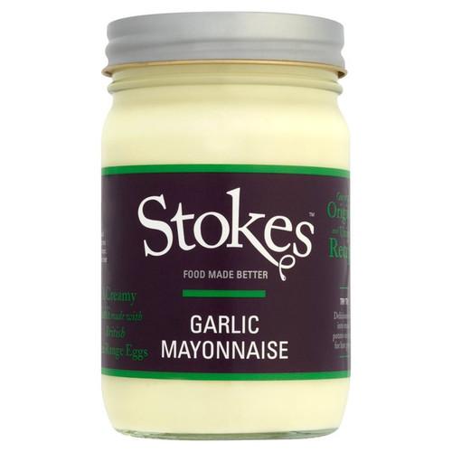 Stokes Garlic Mayonnaise 345g