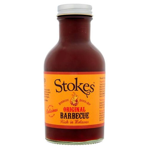 Stokes BBQ Sauce 315g