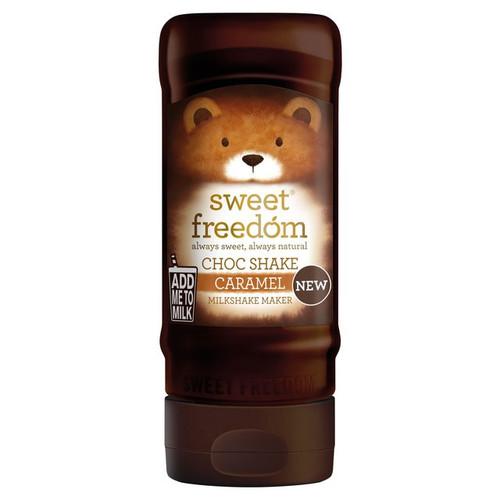 Sweet Freedom Choc Shake Caramel 310g