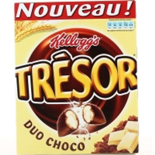 Kelloggs Tresor Duo Choco 400g