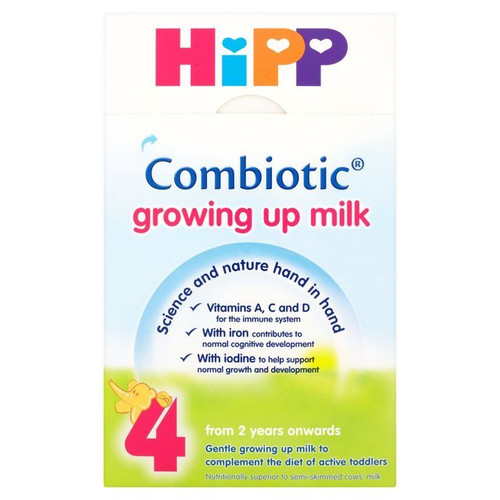 Hipp Organic Stage 4 Growing Up Milk 600g
