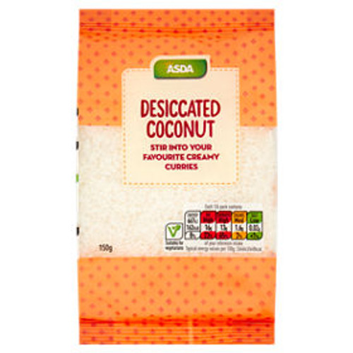 ASDA Desiccated Coconut 150g