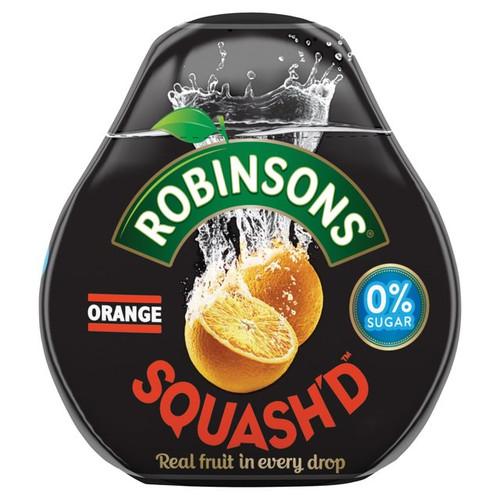 Robinsons Squash'd Orange No Added Sugar 66ml