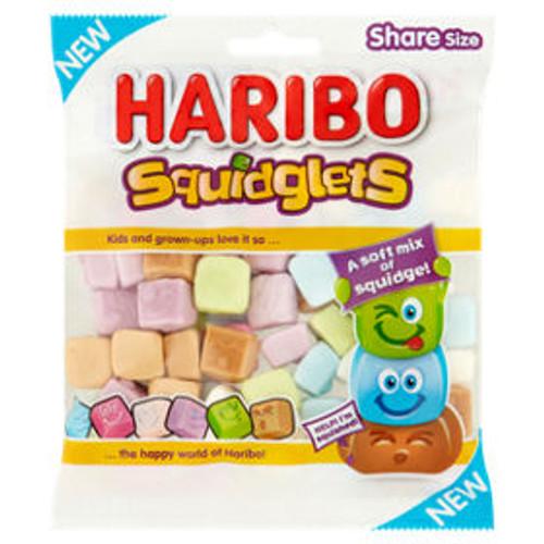 Haribo Squidglets Bag 190g