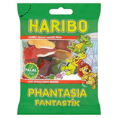 Haribo Halal Phantasia 100G
