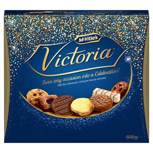 Mcvities Victoria Biscuits 600G
