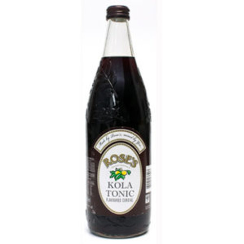 Rose's Kola Tonic Flavoured Cordial 750ml