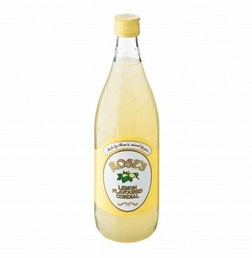 Roses Lemon Flavoured Cordial 750ml