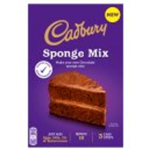 Cadbury Chocolate Sponge Cake Mix 350g