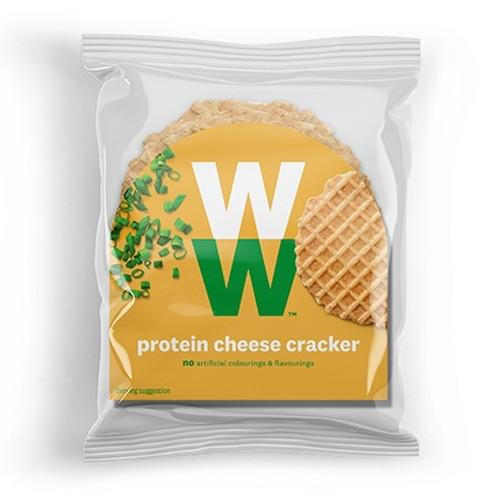 Weight Watchers Protein Cheese Cracker 18g