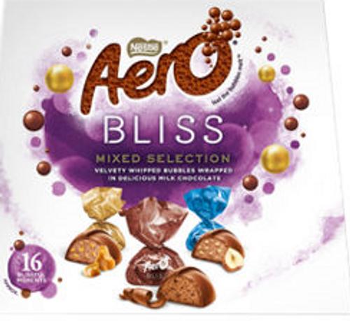 Aero Bliss Mixed Selection Chocolate Sharing Box