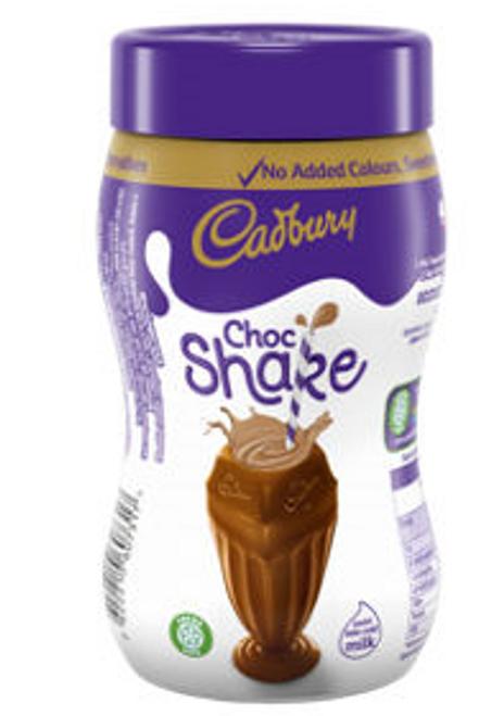 Cadbury Chocolate Milkshake Jar