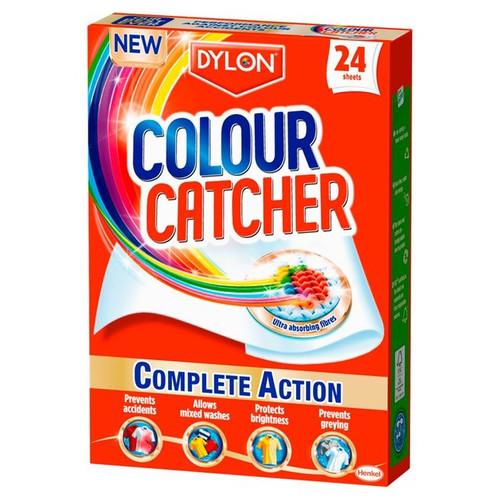 Dylon Colour Catcher Sheets 24 per pack