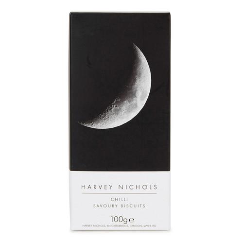 Harvey Nichols Chilli Biscuits 100g
