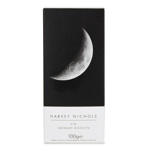 Harvey Nichols Fig Biscuits 100g