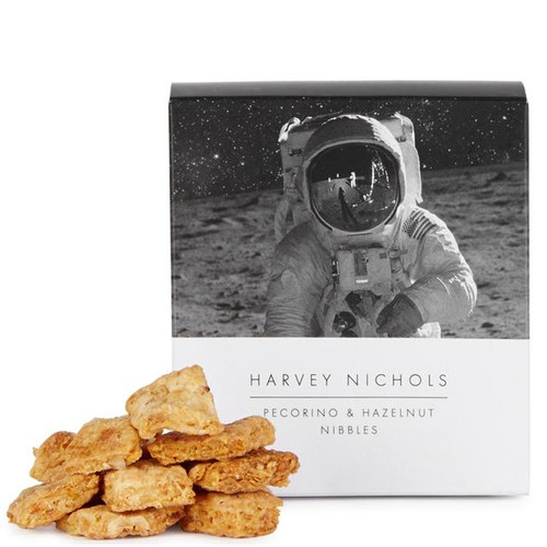Harvey Nichols Pecorino & Hazelnut Nibbles 100g