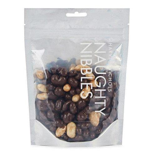 Harvey Nichols Dark & White Chocolate Nuts 200g