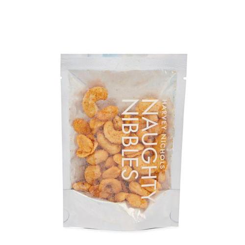 Harvey Nichols Fiery Chilli & Lime Peanuts & Cashews 50g