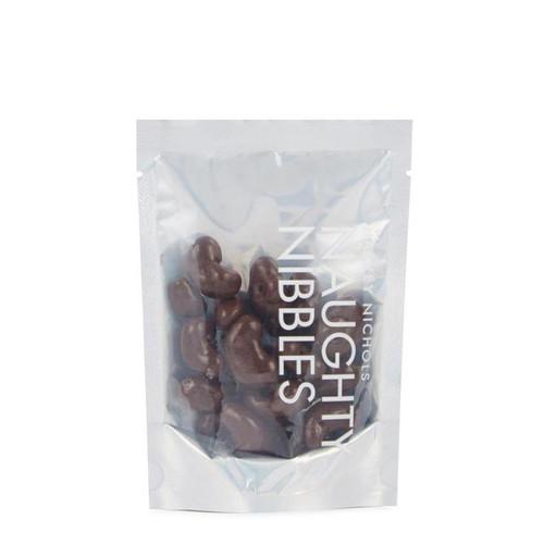 Harvey Nichols Dark Chocolate Cashews 50g
