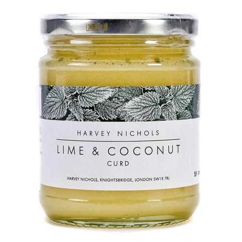 Harvey Nichols Lime & Coconut Curd 310g