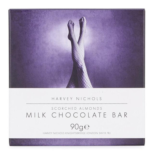 Harvey Nichols Scorched Almonds Milk Chocolate 90g