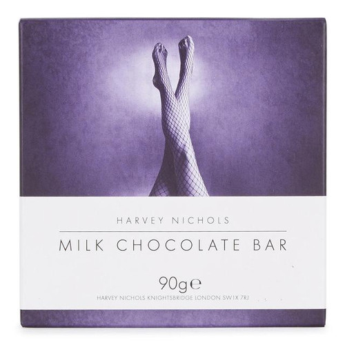 Harvey Nichols Organic Milk Chocolate Bar 90g