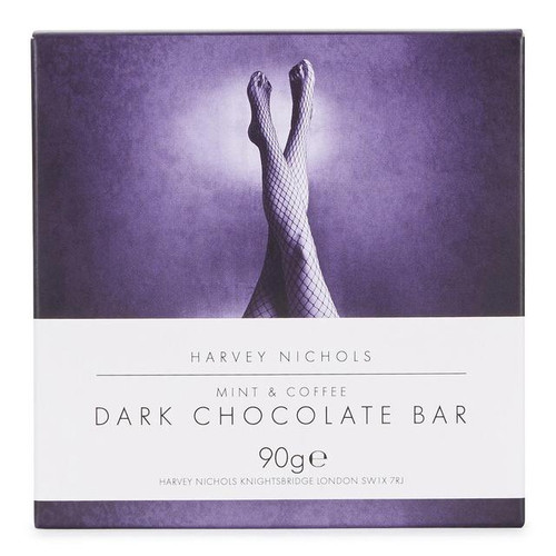 Harvey Nichols Mint & Coffee Dark Chocolate Bar 90g