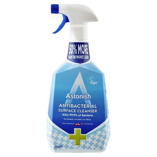 Astonish Anti Bacterial Spray 750ml