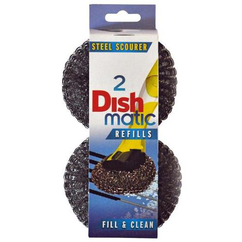 Dishmatic Pan & Grill Refills 2 per pack