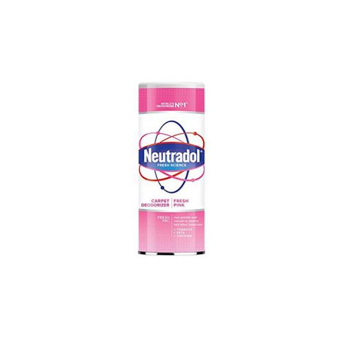 Neutradol Fresh Pink Carpet Vac 350g